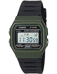 [カシオ]CASIO 腕時計 F91WM-3A チープカシオ ユニセックス (カーキ) [並行輸入品]
