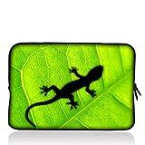 "tolulu174; 11.6インチ12.1"" 12.2""インチノートブックneoprenebagノートパソコンスリーブケースfor Samsung Chromebook / Samsung Galaxy Tab Pro 12.2/ Dell Inspiron 113000xt2XPS Duo / ASUS b23/ HP 4230s 2560p / Toshiba Satellite u920t /インテルLetexo–Green Gecko b12–62570"