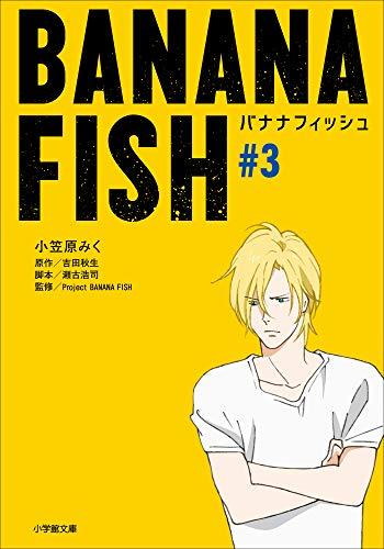 [画像:BANANA FISH #3 (小学館文庫キャラブン!)]