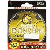 ゴーセン(GOSEN) ライン PEドンペペ 300M 2号 GB03020