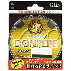 ゴーセン(GOSEN) ライン PEドンペペ 300M 3号 GB03030