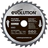 エボリューション FURY3用木工用チップソー 210mm  058551
