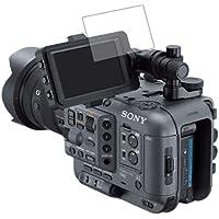 Sony FX6 用【高機能反射防止】液晶保護フィルム 高機能反射防止(スムースタッチ/抗菌)タイプ