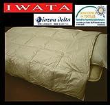 イワタ 羽毛布団 ダウンケット/イオゾンδ加工/150x210cm・シングルサイズ