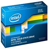 Intel SSD Elmcrest 120GB SATA 2.5Iinch MLC w/Cable Retail K SSDSC2MH120A2K5