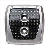 カーメイト 車用 ペダル フットパーキングブレーキペダル RAZO GT スペック ブラック シルバー 適合:ノア ヴォクシー他 RP108