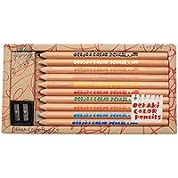コクヨ 色鉛筆 おえかき色鉛筆 KE-AC8