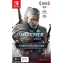 Witcher 3 Wild Hunt Complete Edition - Nintendo Switch