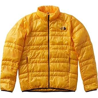 [ザ・ノース・フェイス] ライトヒートジャケット Light Heat Jacket メンズ ジニアオレンジ 日本 XL-(日本サイズXL相当)
