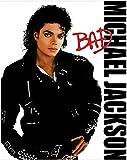 生誕60周年 MICHAEL JACKSON マイケルジャクソン - (絶版ポスター)Bad/ポスター 【公式/オフィシャル】