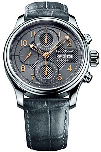 ルイ エラール 腕時計 スイスブランド 自動巻き クロノグラフ 40mm 78269AA03.BDC36 [並行輸入品]