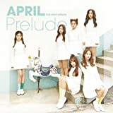 3rdミニアルバム - Prelude (韓国盤)