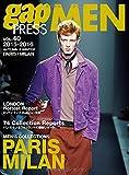 2015-16年秋冬ギャッププレスメンズ Vol.40 (パリ・ミラノ) (gap PRESS Collections) 画像