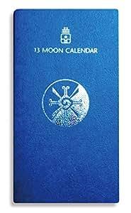 13の月の暦 手帳(黄色い水晶の種の年 2017.7.26~2018.7.25)