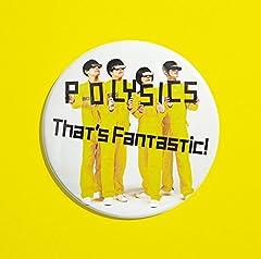 POLYSICS「Pretty UMA」のジャケット画像
