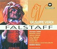 Verdi: Falstaff by Giuseppe Taddei (2001-06-18)