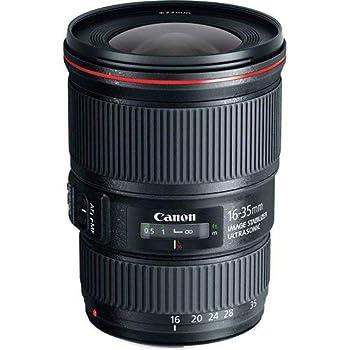 Canon 広角ズームレンズ EF16-35mm F4L IS USM フルサイズ対応 EF16-3540LIS [並行輸入品]