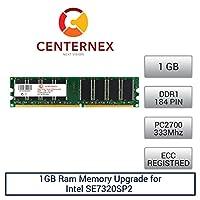 1GB RAMメモリforインテルse7320sp2( pc2700Reg )マザーボードメモリアップグレードby US Seller