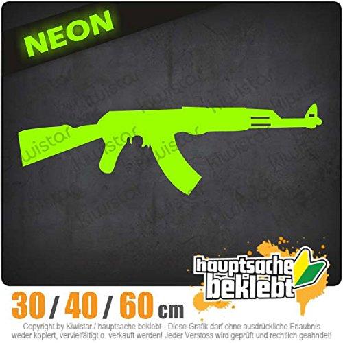 AK 47 Kalashnikov - 3つのサイズで利用で...
