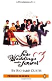 Four Weddings and a Funeral CD Pack (Book &  CD) (Penguin Readers (Graded Readers))