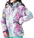 icepardal(アイスパーダル) 全19色 レディース スノーボードウェア ジャケット単品 ICJ-815M D-550 07号サイズ ボード ウェア ウエア スノボウェア スノーパンツ スキーウェア 女性用