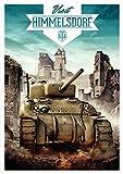 Italeri - World Of Tanks Roll Out: Himmelsdorf Diorama Set 1:35 - W36505