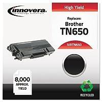 IVRTN650 - Remanufactured TN650 Laser Toner by Innovera