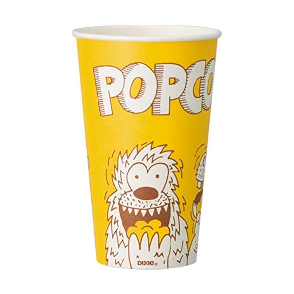 日本デキシー 業務用イベントカップ 18ポップコ...の商品画像