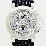 HARRYWINSTON【ハリーウィンストン】オーシャン トリプルレトログラード400/MCRA44WL.W2(シルバー/ホワイトゴールド)〔腕時計〕〔新品〕 [並行輸入品]