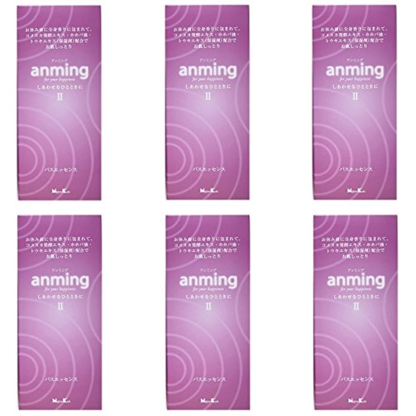 意識的ピケ指定する【まとめ買い】anming2(アンミング2) バスエッセンス 480ml ×6個