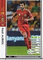 WCCF/13-14/371/スペイン代表/ラウール・アルビオル
