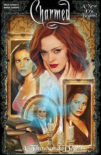 Charmed #1 by [Schultz, Erica]