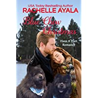 Blue Chow Christmas: The Hart Family (Have A Hart Book 4) (English Edition)