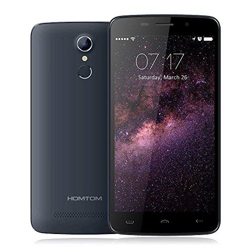 HOMTOM HT17 Android 6.0 スマートフォン 4G FDD-LTE クアッドコア MTK6737 5.5