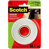 Scotch Indoor Mounting Tape 1.27cm x 1.9m 110P