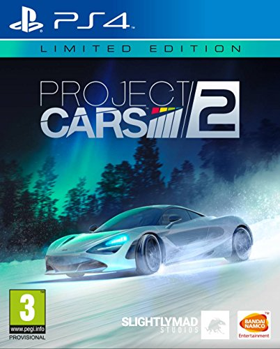 Project Cars 2: Limited Edition - Imported (es.)