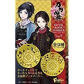 刀剣乱舞ONLINEメタルブックマーカー 10個入BOX(食玩・ガム)