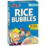 Kellogg's Rice Bubbles, Breakfast Cereal, 410g