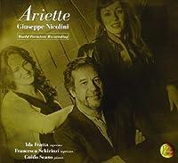 Ariette Giuseppe Nicolini