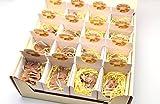 【 福縁閣 】砂漠のバラ 原石 一箱32個セット _R5449天然石 パワーストーン ビーズ