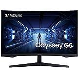 Samsung LC32G55TQWEXXY G5 32inch 144Hz Curved VA Gaming Monitor