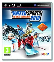 Winter Sports 2010: The Great Tournament (PS3) by pqube [並行輸入品]