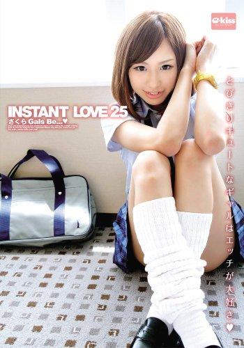 INSTANT LOVE 25 [DVD]