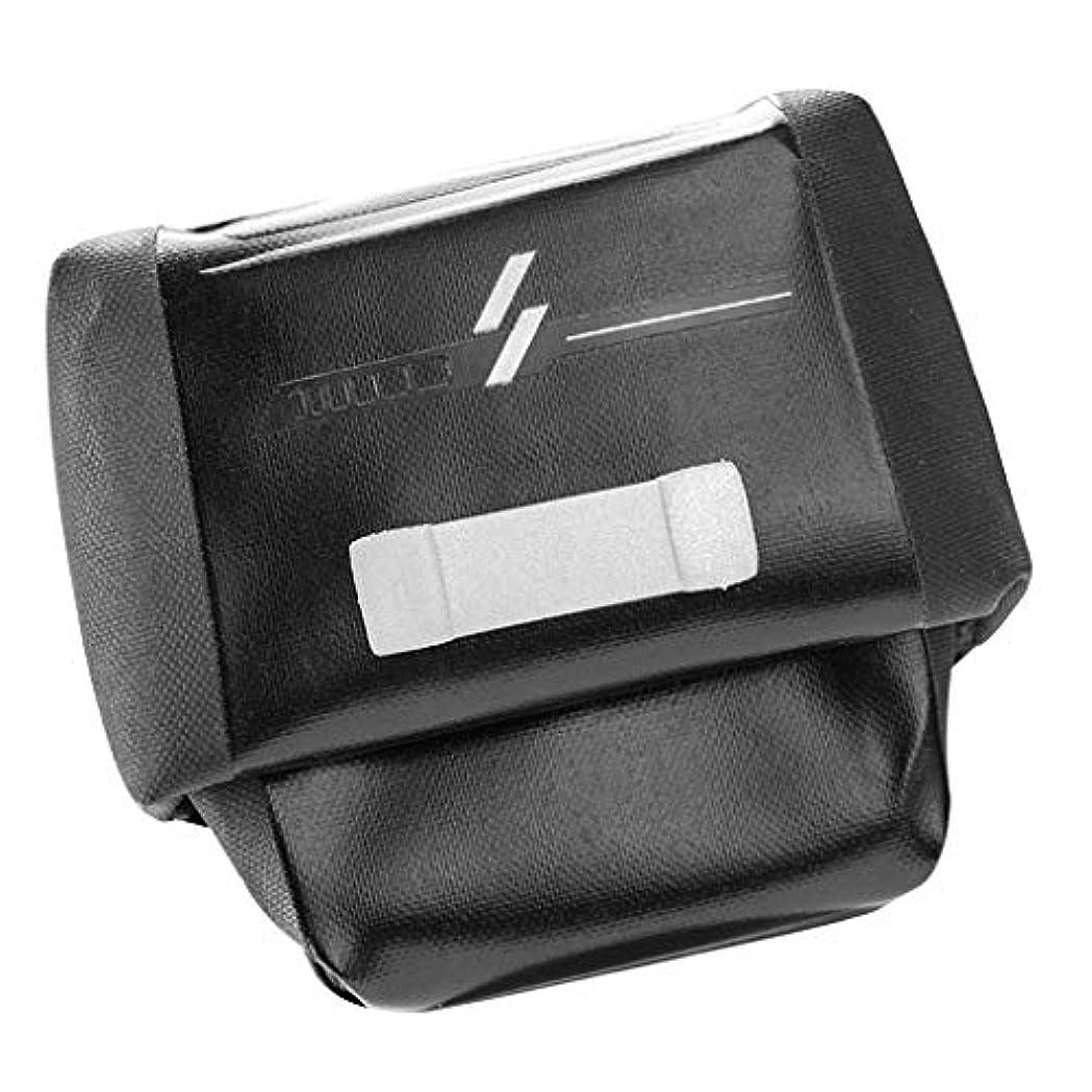 書くアーティファクトコンピューターKESOTO バイクサドルバッグ サドルバッグ 財布 エクササイズフレームガード ブラック