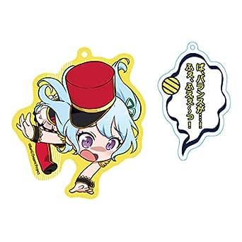 BanG Dream! ガルパ☆ピコ ピコッと! セリフ付きアクリルキーチェーン 松原花音