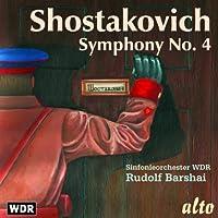 Shostakovich: Symphony No. 4 by WDR Sinfonieorchester (1992-07-28)