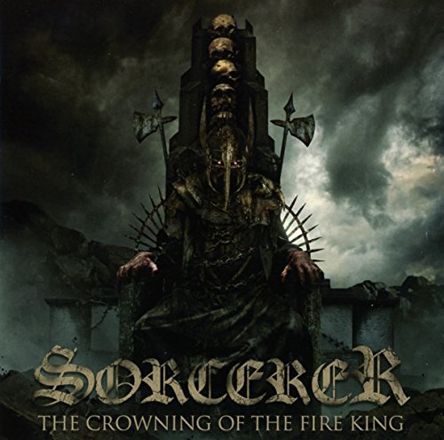 THE CROWNING OF THE FIRE KING [CD]