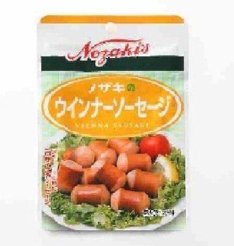 ノザキ ウインナーソーセージ(レトルトパウチ) 40g×6袋