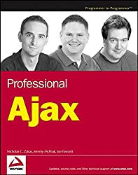 Professional Ajax (Programmer to Programmer)