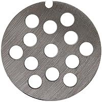 ミナト 電動ミンサー HMM-5専用 カットプレート (8mm/粗挽き用)
